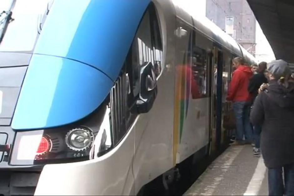 Pociągi na Śląsku nadal zastępują autobusy