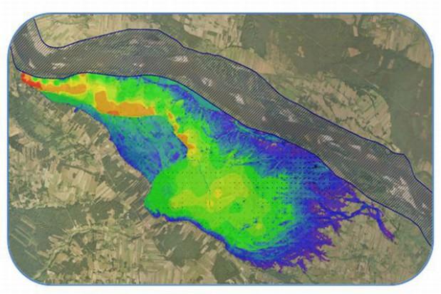 Do końca 2013 r. będą mapy powodziowe