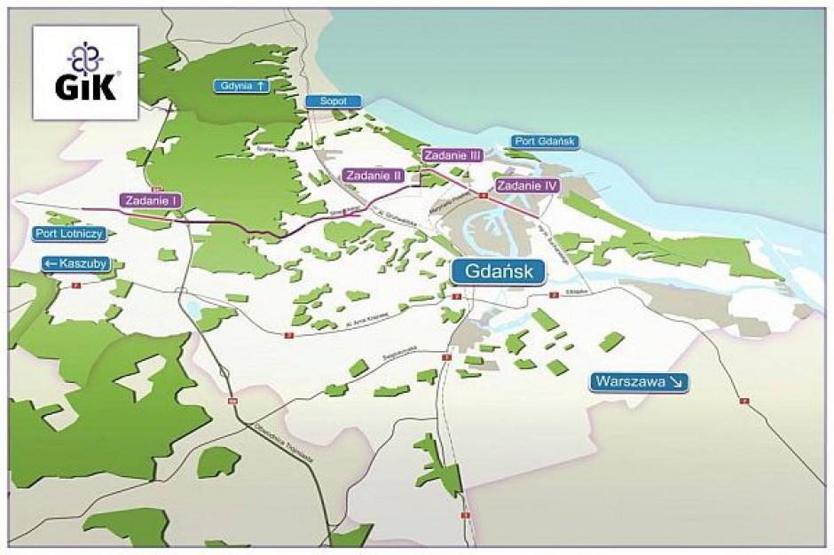 Otwarcie fragmentu gdańskiej trasy