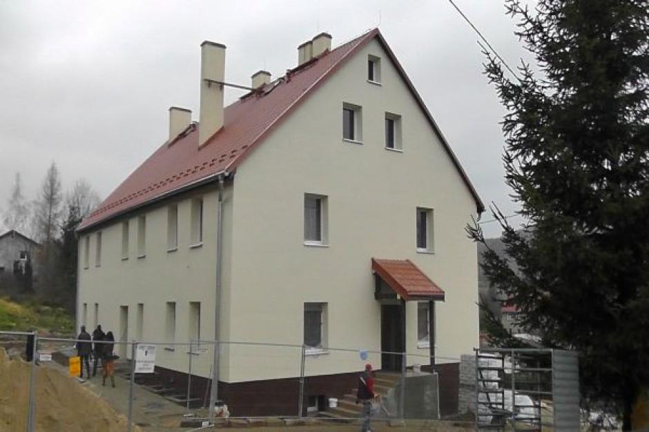 Zakończył się remont budynku w Pogorzale