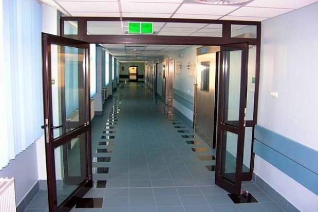 Kolorowy szpital w Sierpcu