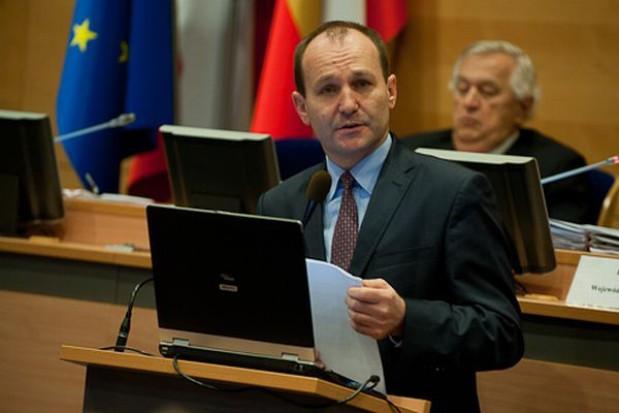 Przyjęty został też budżet Małopolski