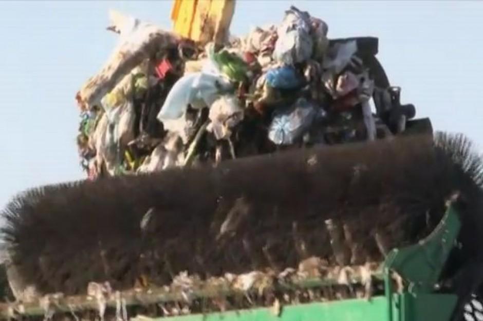 Sortownia śmieciw w Lubawce już działa