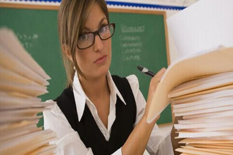 Trudna i stresująca praca nauczyciela