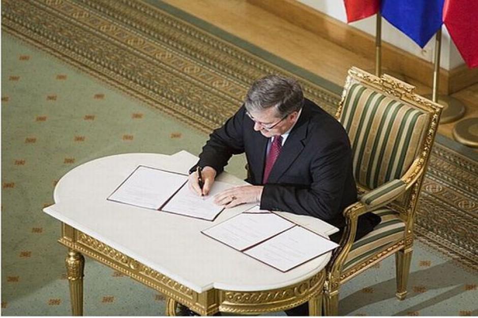 Można już przeglądać prezydencki projekt ustawy o współdziałaniu w JST