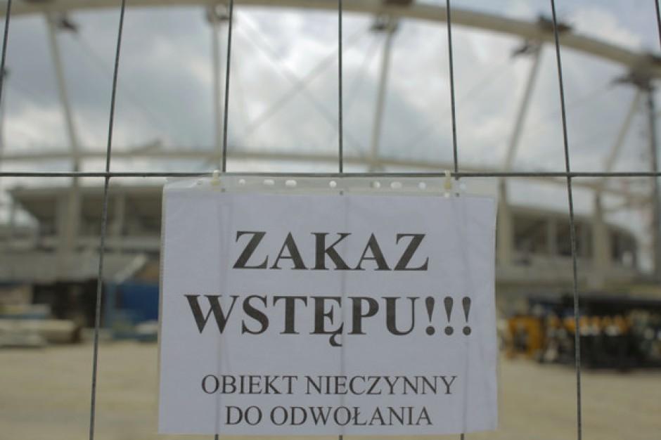 Opinię nt. Stadionu Śląskiego poznamy po zatwierdzeniu przez nadzór budowlany