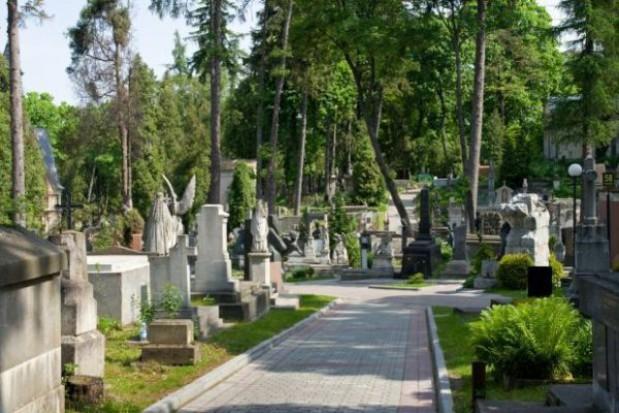 Kamery na cmentarzu w Płocku