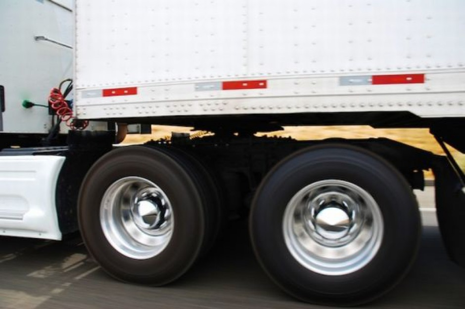Świąteczny zakaz ruchu dla ciężarówek