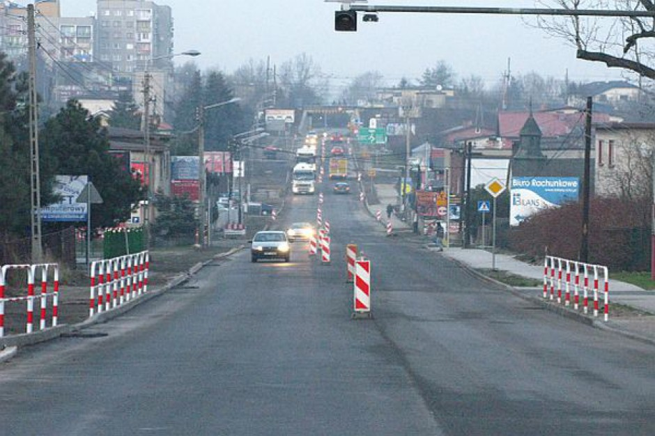 Wodzisławska i Żorska w Rybniku przejezdne w obu kierunkach