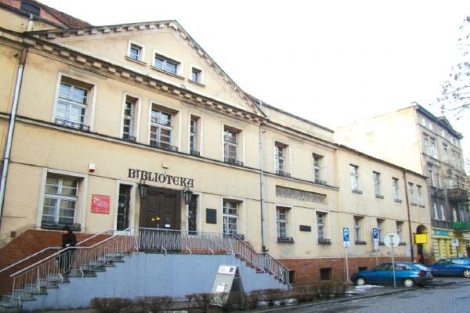 Wyremontują bibliotekę w Lesznie