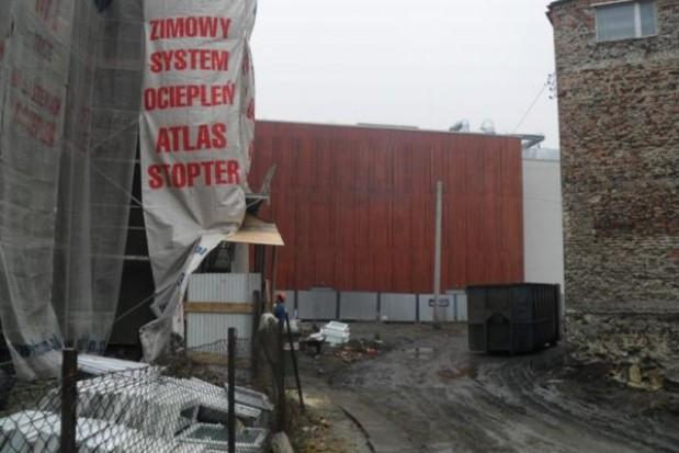 Koncerty przy złomowisku w Sosnowcu