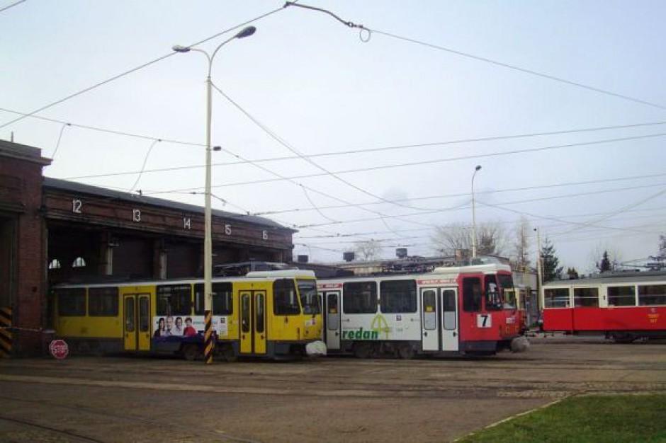 Szczecińska zajezdnia tramwajowa do przebudowy