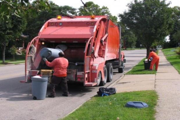Tarnobrzeg z opłatami za wywóz śmieci