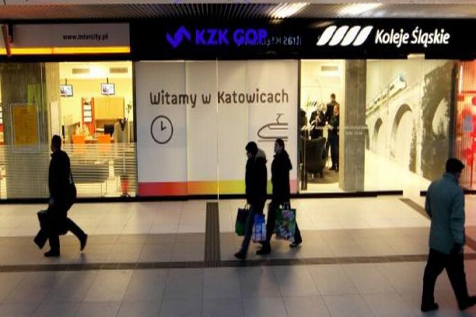 Nowy punkt obsługi pasażera w Katowicach