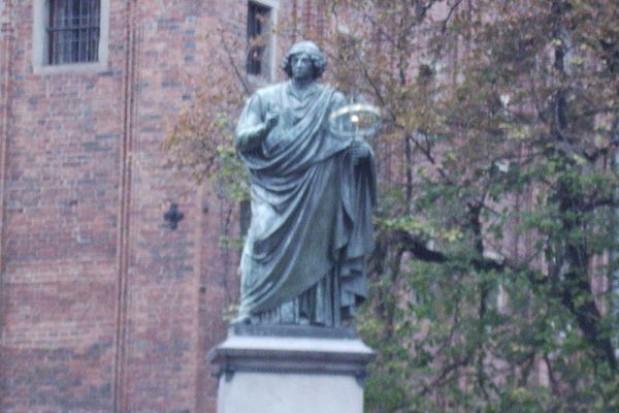 Kopernik w warmińsko-mazurskim i kujawsko-pomorskim