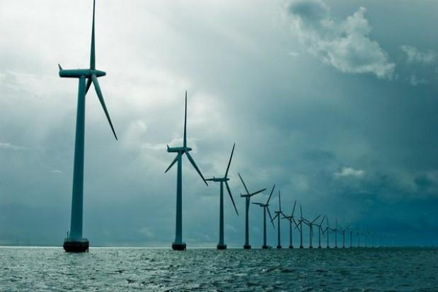 Morskie farmy wiatrowe się oddalają