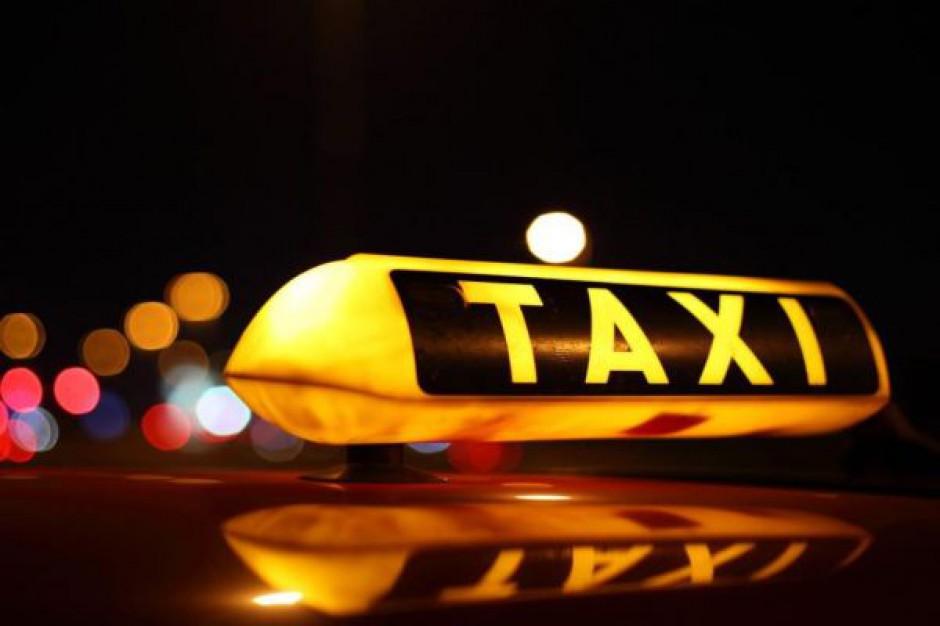 Za taksówkę tyle co za autobus