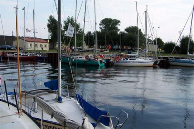 Przystań żeglarska z dofinansowaniem