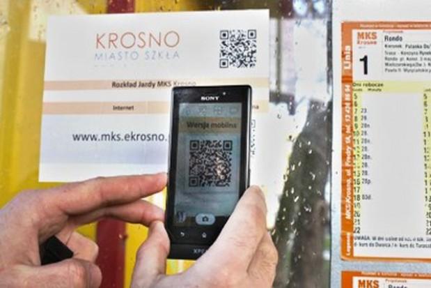 Rozkład jazdy na smartfona