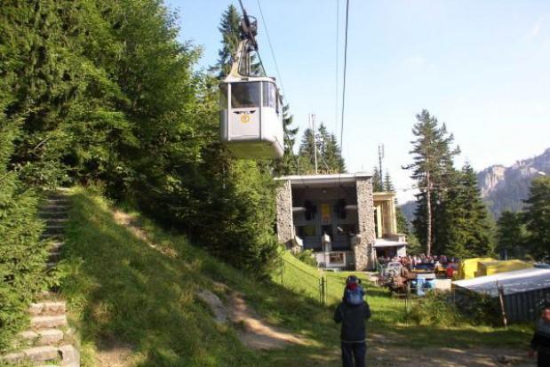 Chcą wpisania kolejki na Kasprowy Wierch do ewidencji zabytków