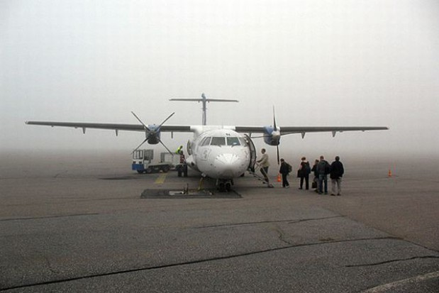 Wniosek o wydanie decyzji środowiskowej dla lotniska w Szymanach