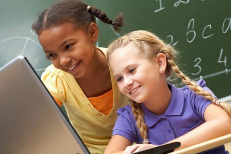 W Olsztynie otwarto cyfrową szkołę
