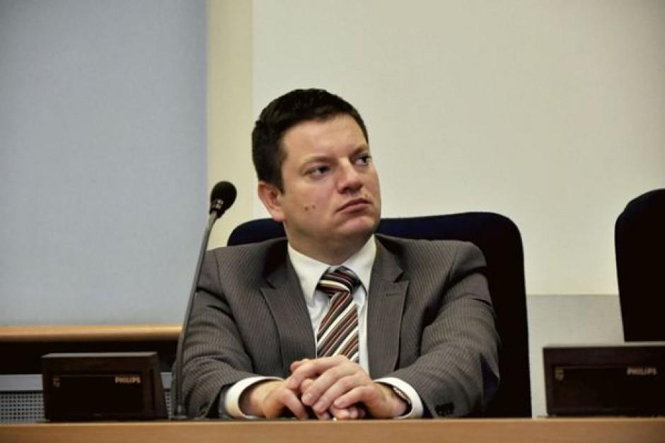 Wiceprezydent Częstochowy na marszałka