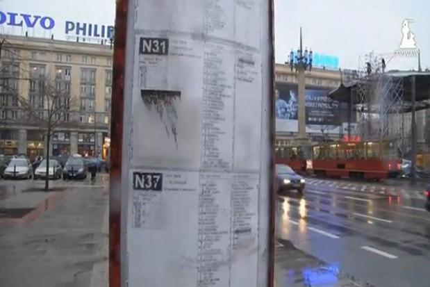 Nakręcili film nt. podwyżki cen biletów