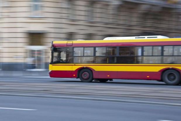 Miejskie autobusy będą płacić e-myto