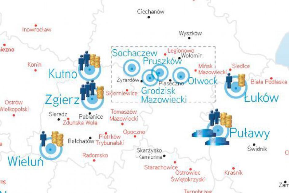 Miasta Z Najwiekszym Potencjalem Handlowym Zobaczcie Mape