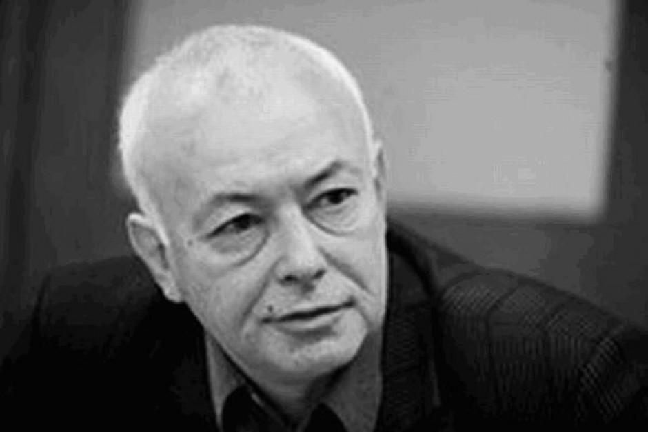 Nie żyje prof. Michał Kulesza