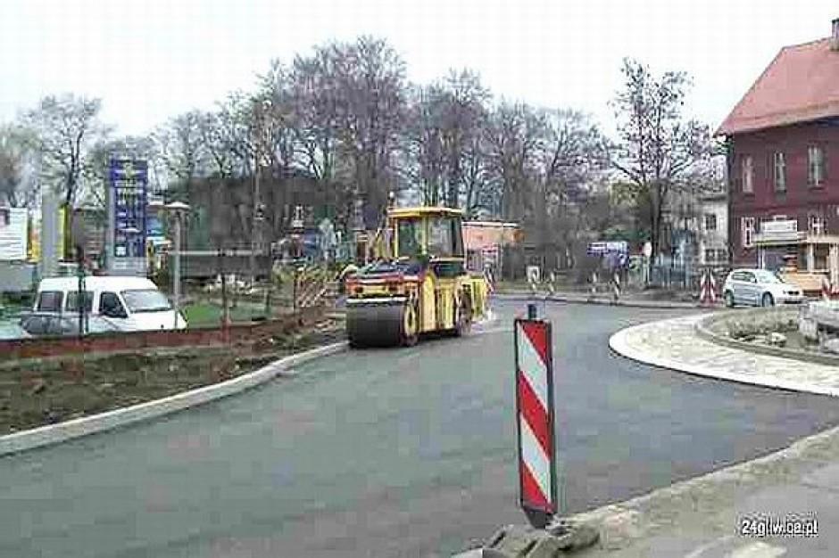Rondo Lecha Kaczyńskiego w Gliwicach