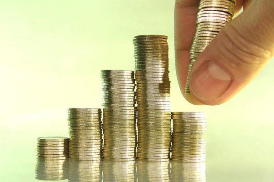 Płace 2012 w podziale na regiony