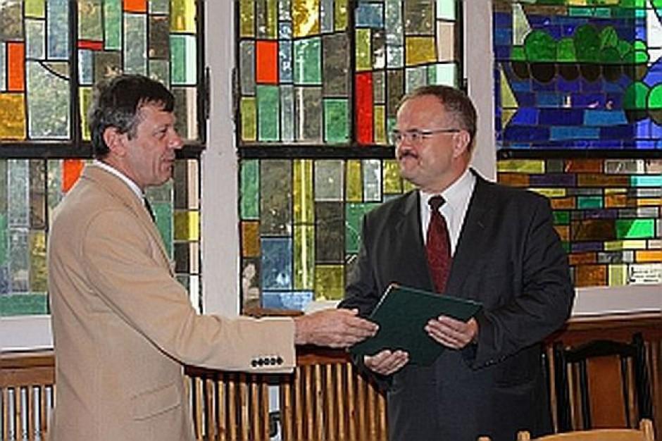 Wniosek w sprawie burmistrza Trzcianki