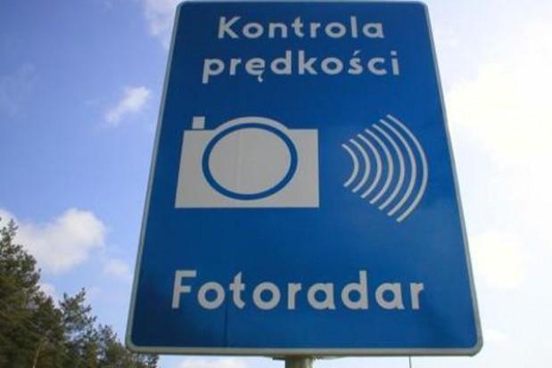 Tam straż uprzedza, gdzie ustawia fotoradary