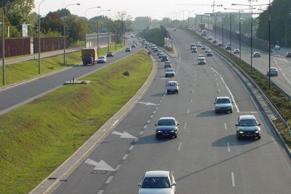 By warszawska trasa miała parametry drogi ekspresowej