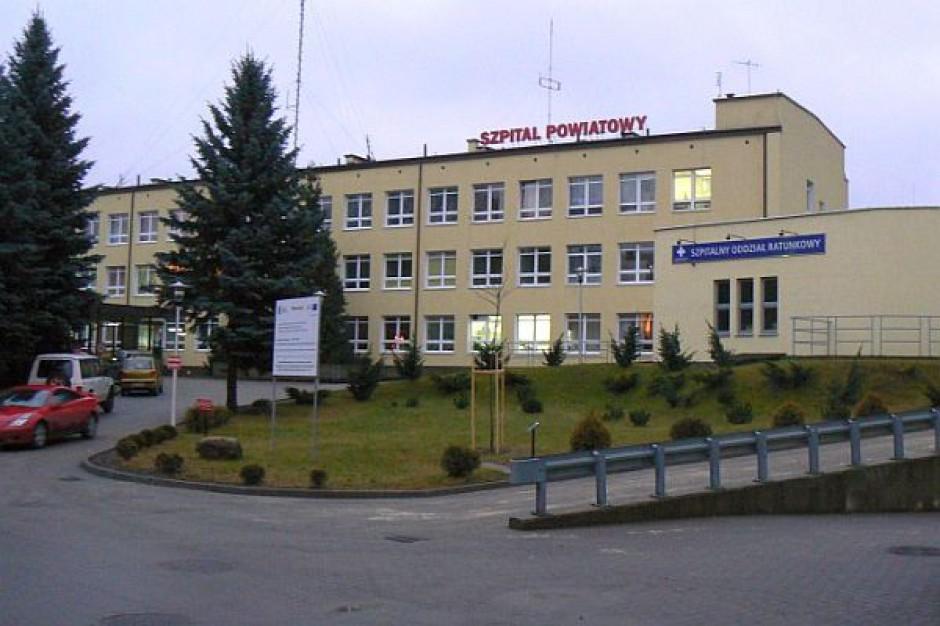 Szpital szuka prywatnego partnera