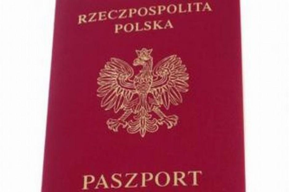 Przybędzie punktów odbioru paszportu