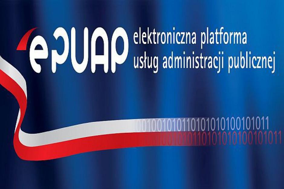 Rzeszów liczy oszczędności dzięki ePUAP