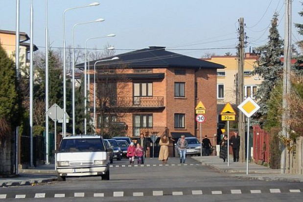 Radom wprowadza dwie strefy prędkości