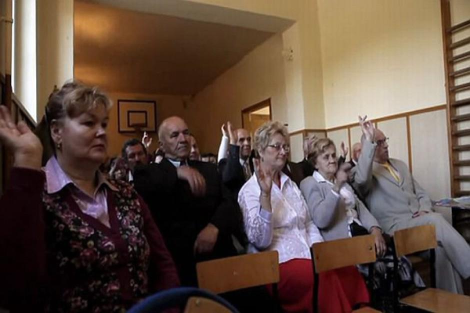Fundusze sołeckie i osiedlowe w Krzeszowicach