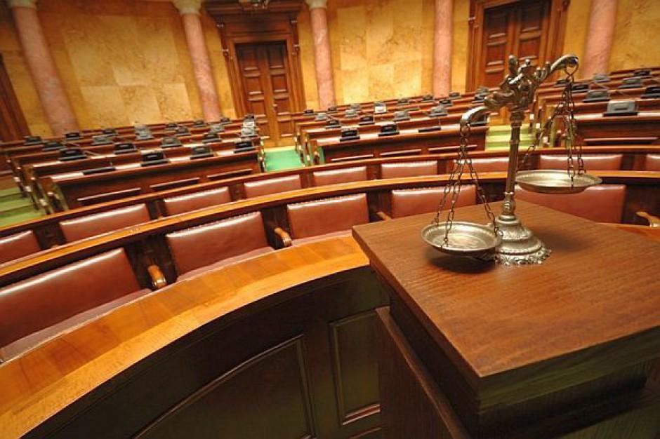 Reforma sądów w trybunale