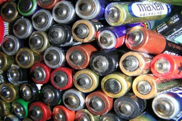 Zbieraj zużyte baterie i akumulatory