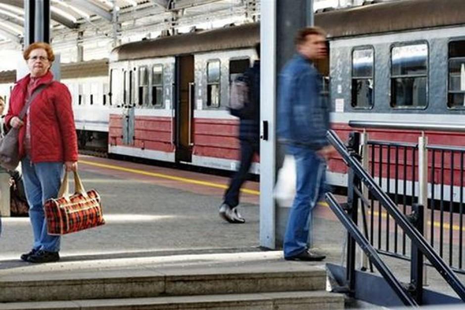 Będzie strajk ostrzegawczy na kolei