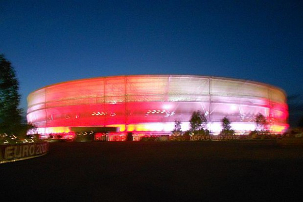 Stadion kulą u nogi Wrocławia