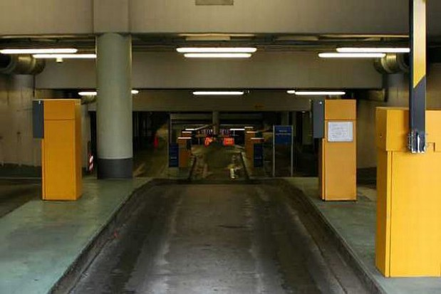 Dwie kondygnacje do parkowania