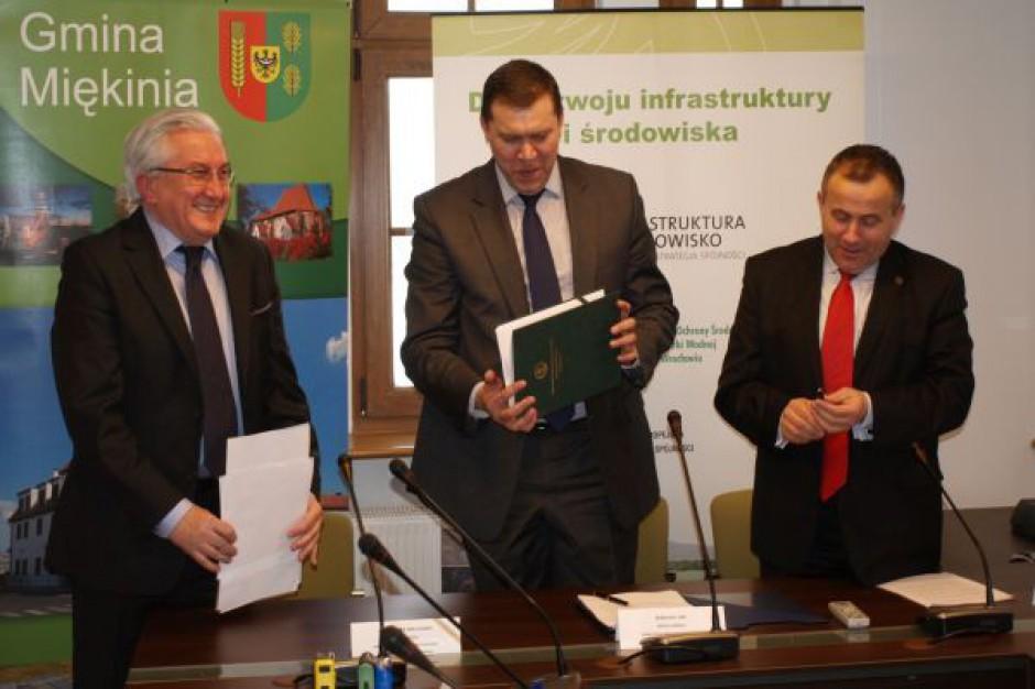 Kanalizacja dla aglomeracji wrocławskiej