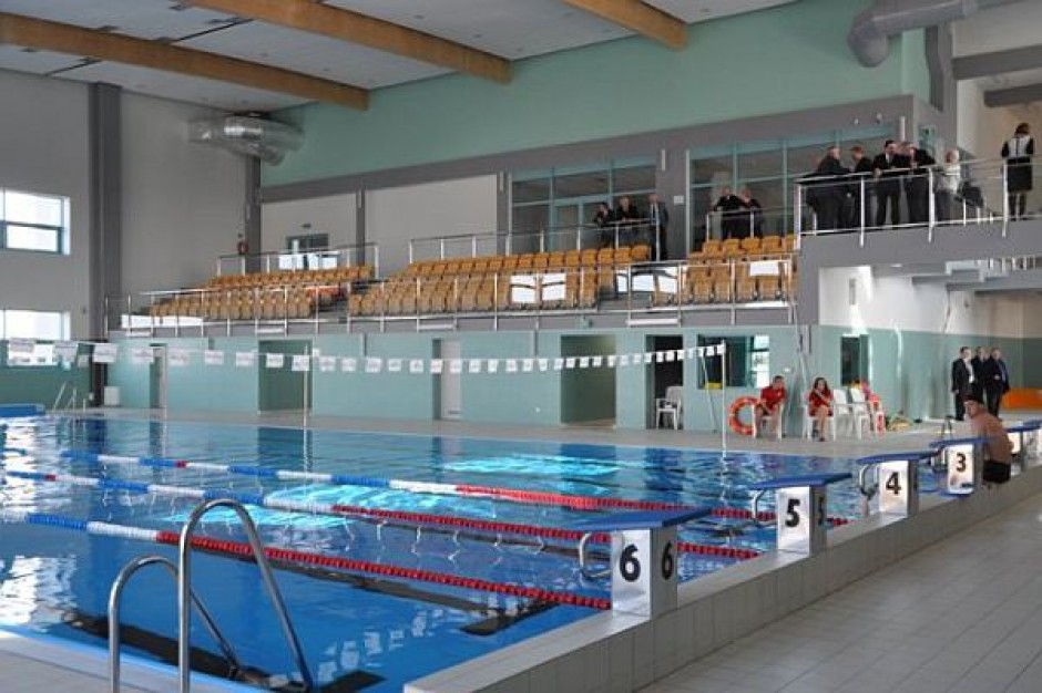 Elektrownia słoneczna dla centrum sportu