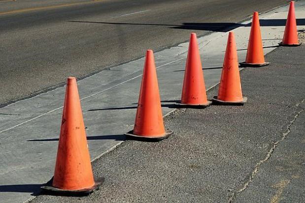 Naprawią dziurawy odcinek ulicy