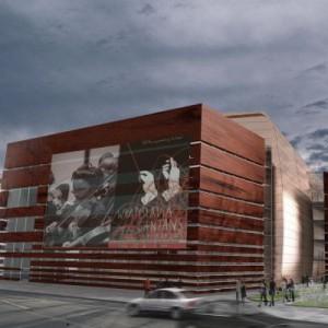 Narodowe Forum Muzyki we Wrocławiu (fot.mat.pras)